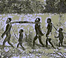 La esclavitud en la historia