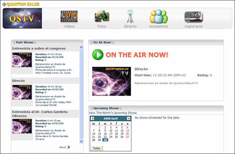 'Plataforma multimedia'