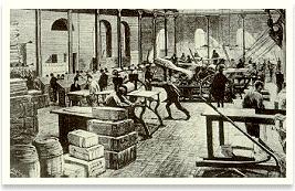 'Revolución Industrial y expansión colonial'