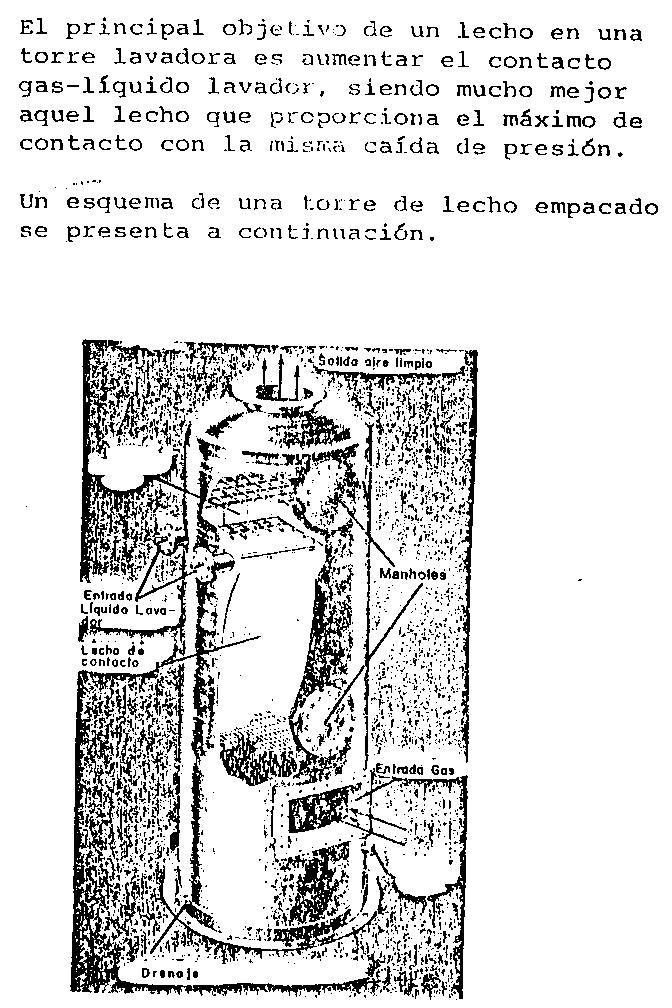 'Torres lavadoras'