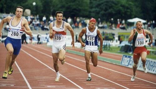 'Atletismo'