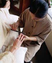 'Beauty and health treatments'