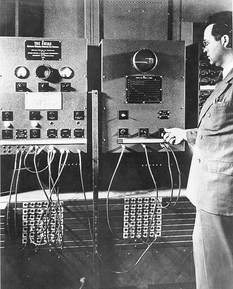'Historia de la informática'