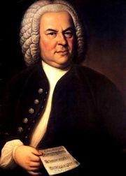 'Johann Sebastian Bach'