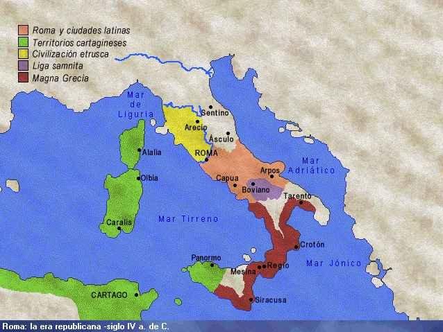 'República romana'