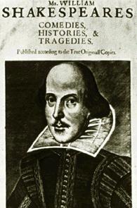Lope de Vega. William Shakespeare