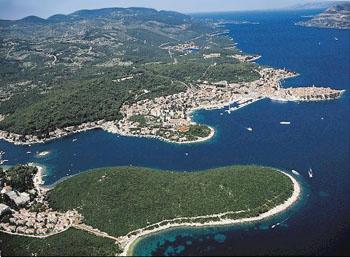 'Proyecto turístico de Croacia'