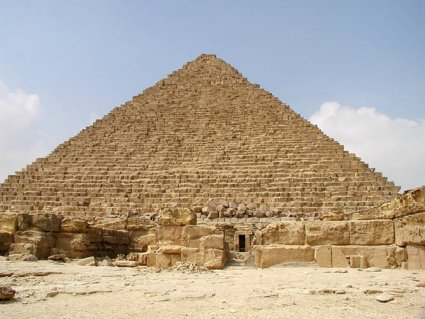 'Arquitectura Funerar�a Egipta'