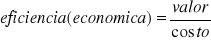 'Ingeniería económica'