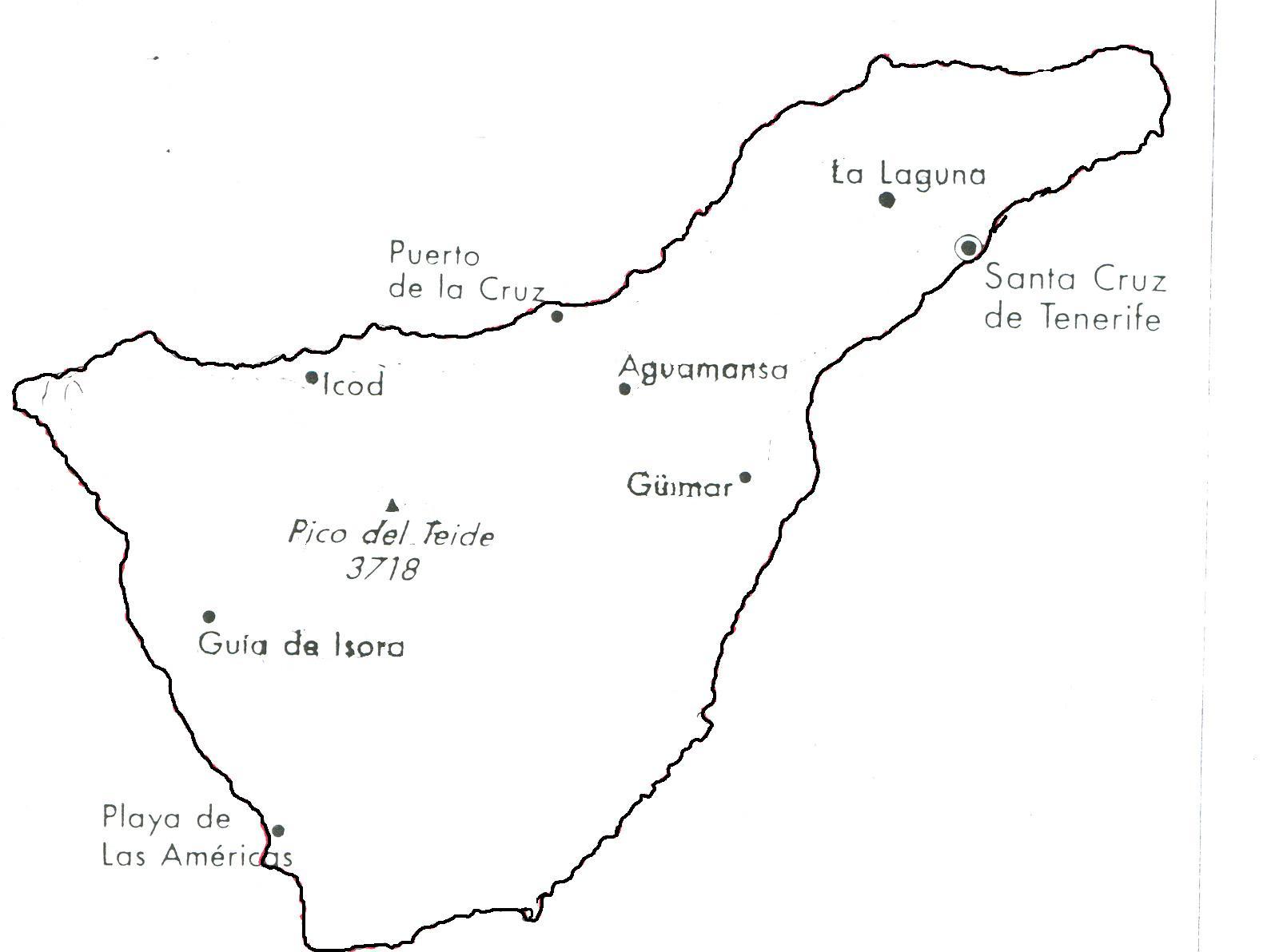 'Degradación del Ecosistema en Tenerife'