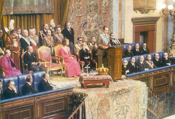 'Transición a la democracia en España'