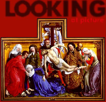 'El descendimiento de la Cruz; Rogier Van der Weyden'