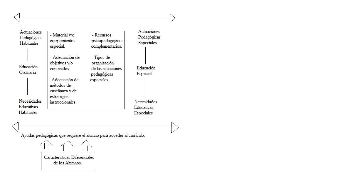 'Aproximación histórico conceptual a la Educación Especial'
