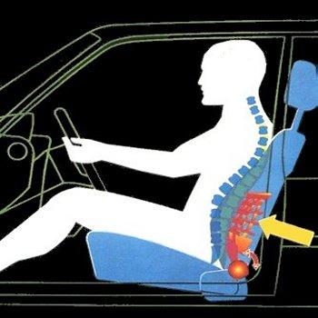 Concepto de Seguridad en el automóvil