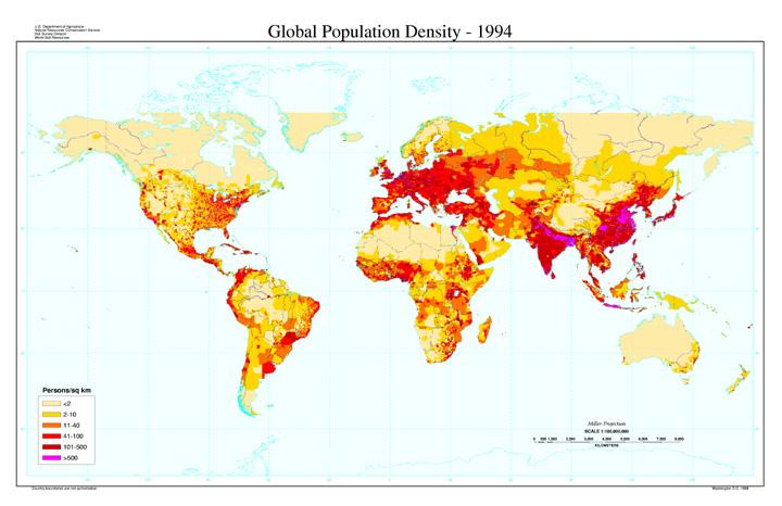 'Políticas demográficas argentinas y mundiales'