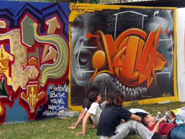 'Graffiti'