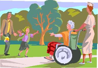 Discriminación a ancianos