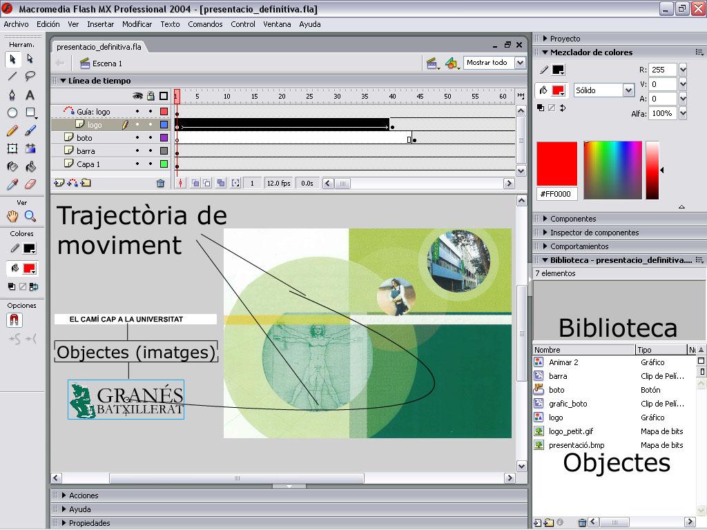 'Diseño y construcción de una página web'