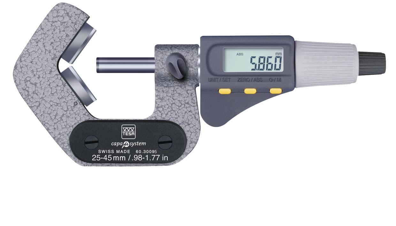 'Micrómetros'