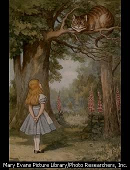 Alicia en el país de las maravillas; Lewis Carroll
