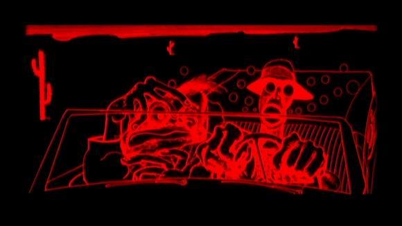 'Miedo y asco en Las Vegas; Terry Gilliam'