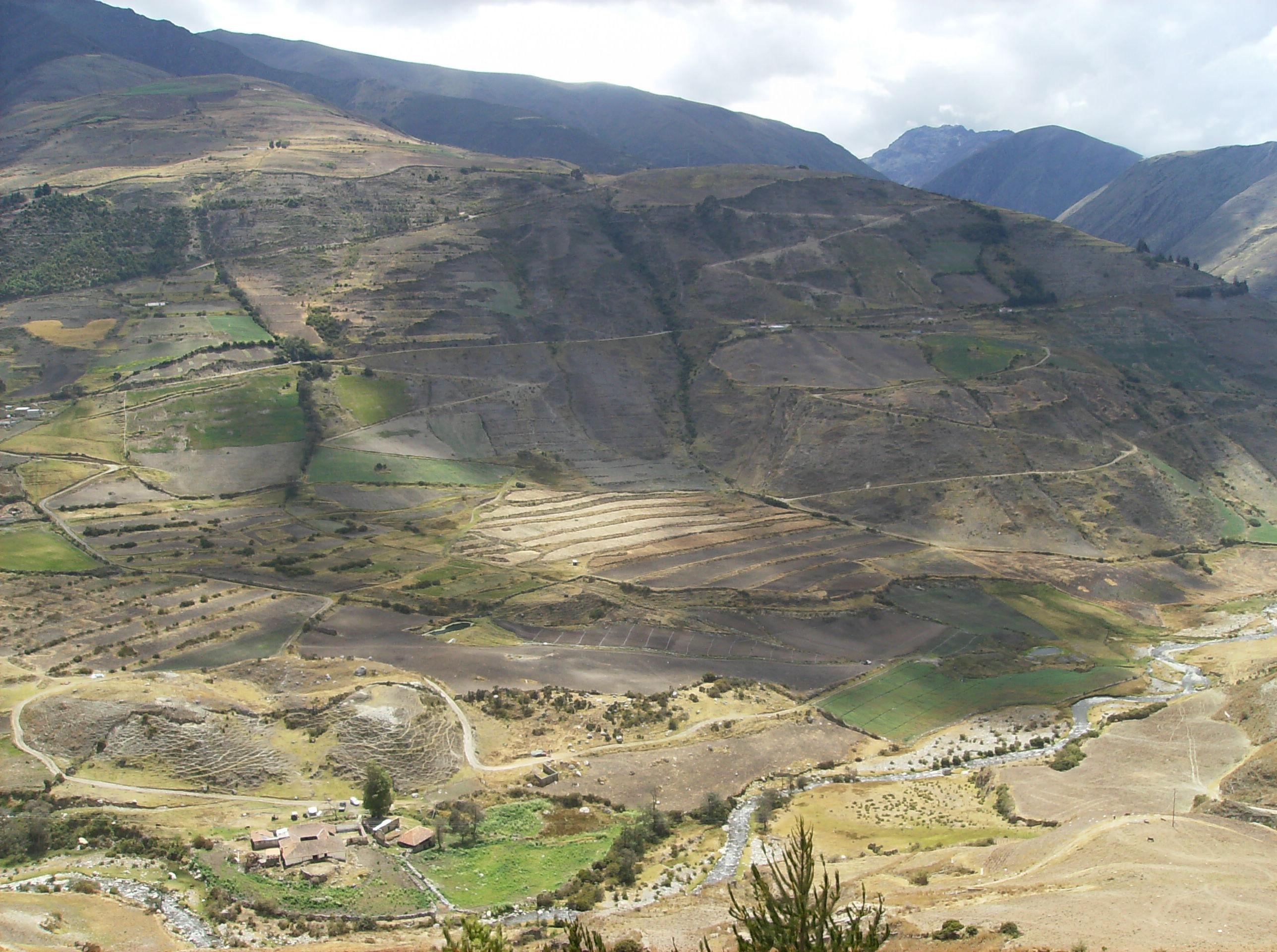 'Estaci�n experimental Caparo (Venezuela)'