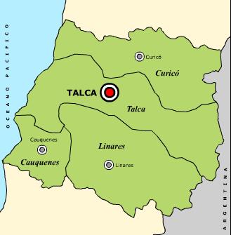 'Regiones de Chile'
