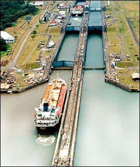 'Ampliación del Canal de Panamá'