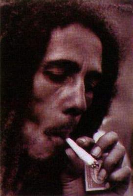 'Bob Marley (1945-1981)'