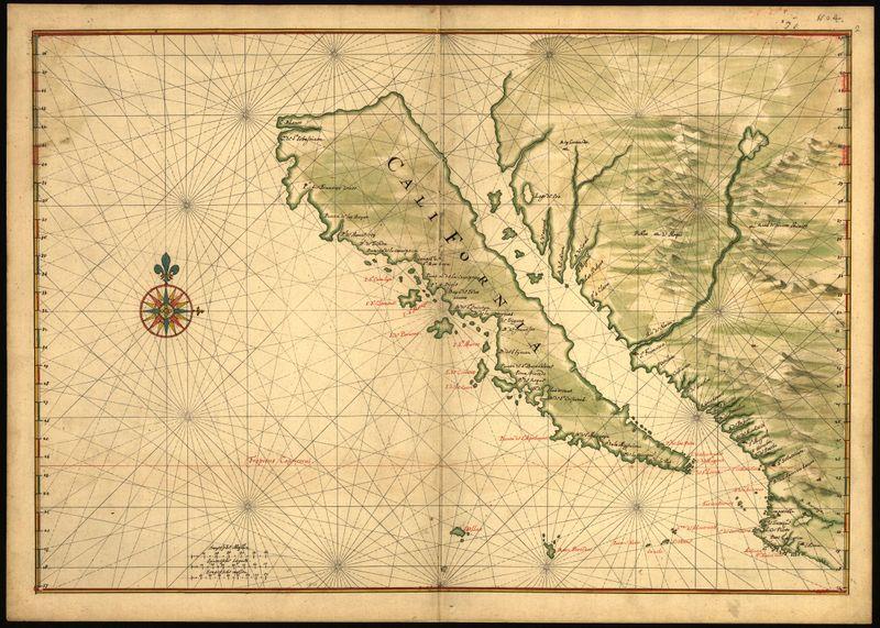 'Orientación y lectura de mapas'