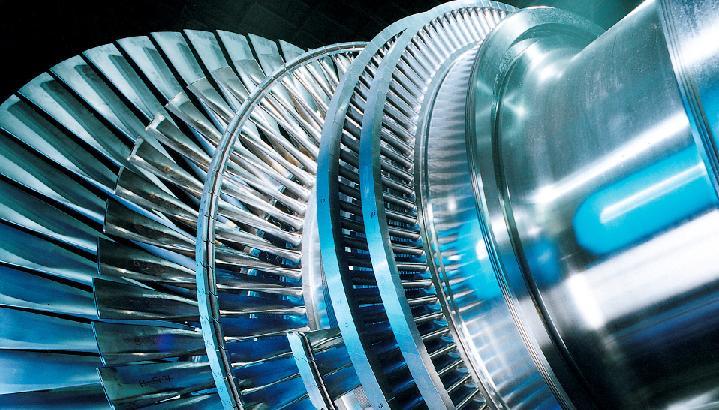 'Turbinas de vapor'