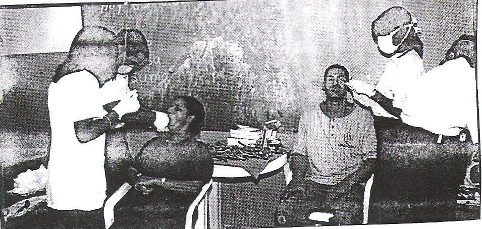 'Comunidad de San Isidro (República Dominicana)'