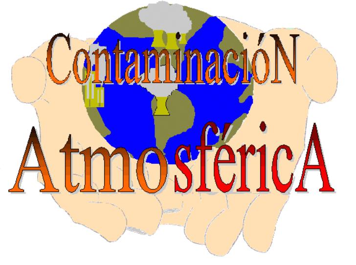 'Contaminación atmosférica'