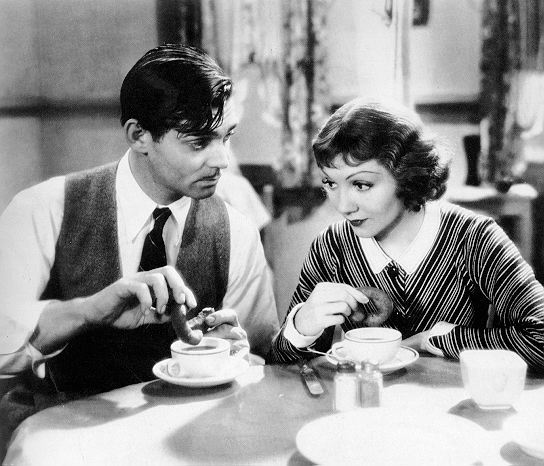 'Sucedión una noche; Frank Capra'