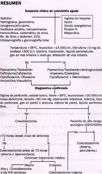 Colecistectomía