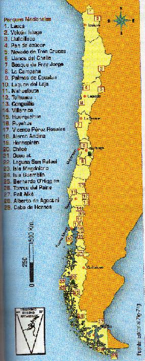 'Biogeografía chilena'