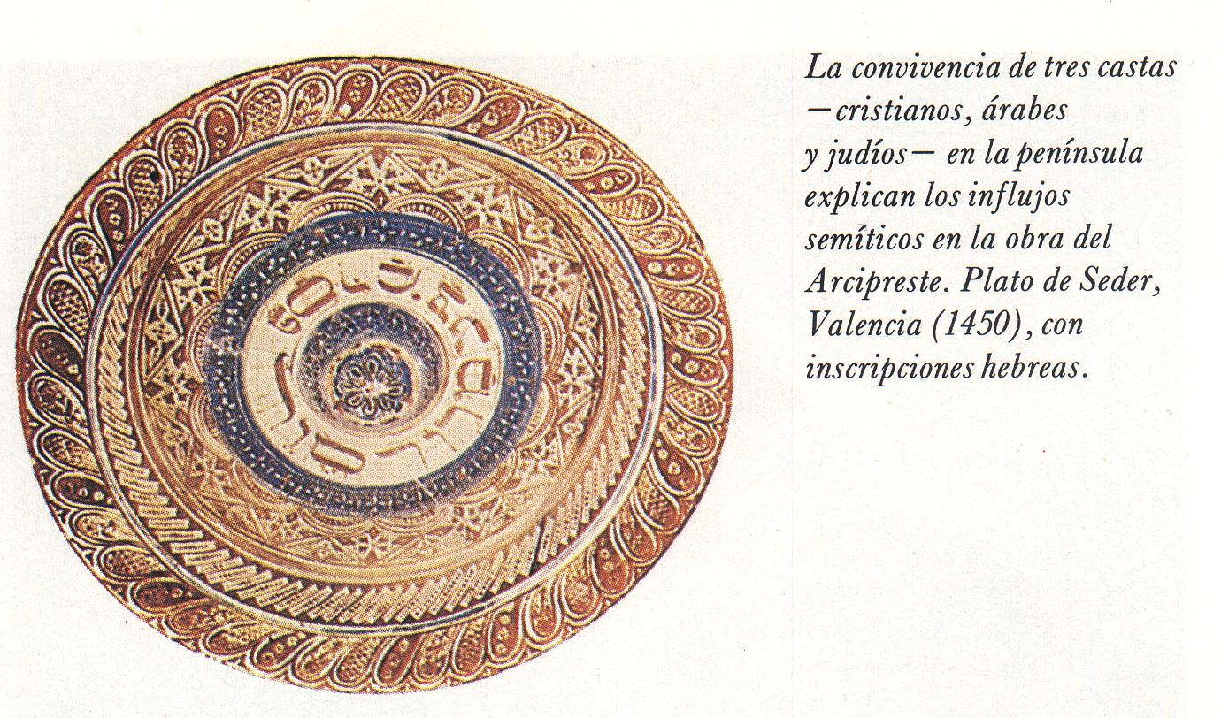 'Libro del buen amor; Juan Ruíz, el Arcipreste de Hita'