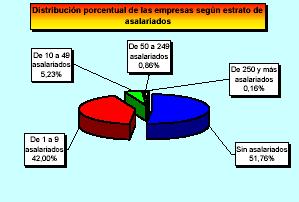 'Pequeñas y medianas empresas en el ambito regional'