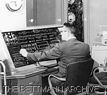 Informática: Pasado y presente. El tejedor de números