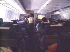 Efectos meteorológicos (Turbulencias) en el transporte aéreo de viajeros