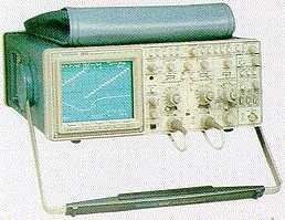 Resistencias: El osciloscopio