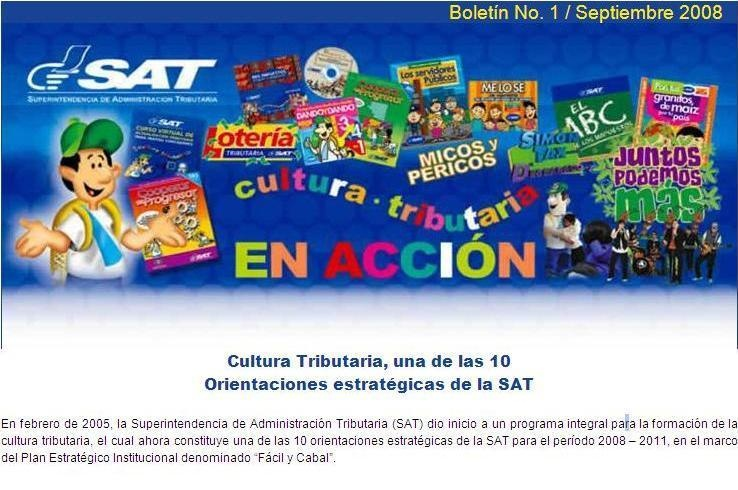 'Proyecto Naci�n para Guatemala'