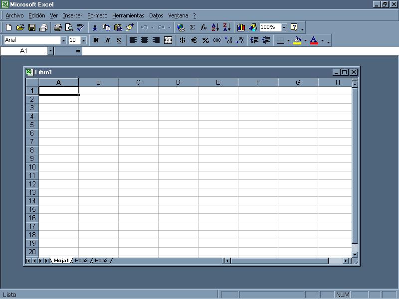 'Manual de Excel 2000'