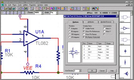 Diseño de Circuitos mediante {CAD}