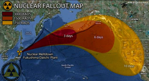 'Accidente nuclear de Fukushima'