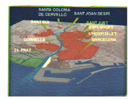 Depuradora del Delta del Llobregat