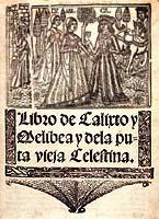 'La Celestina; Fernando de Rojas'