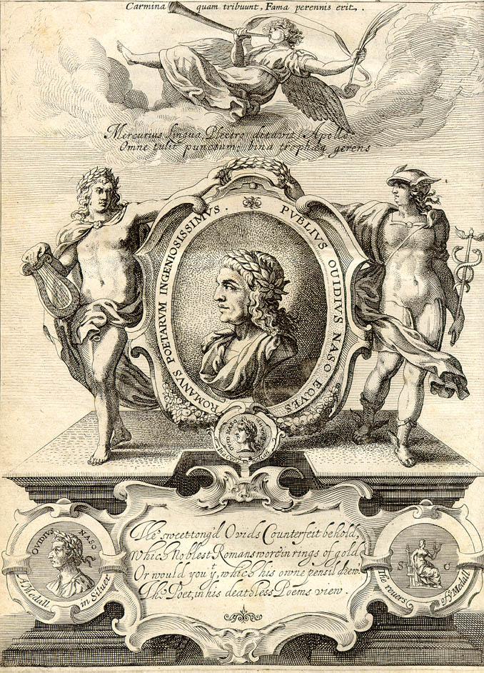 'Las Metamorfosis; Publio Ovidio Nas�n'