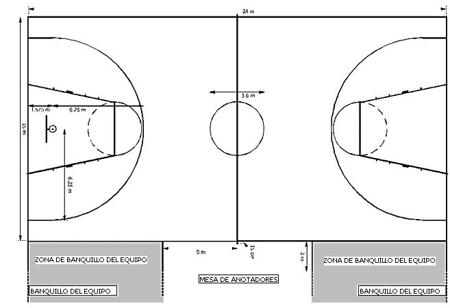 'Educación física: Baloncesto'