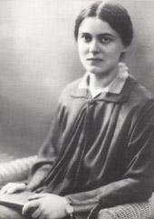 'Edith Stein. Santa Teresa Benedicta de la Cruz'